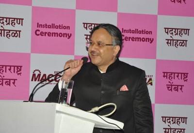 Shantanu Bhadkamkar Installed as President of Maharashtra